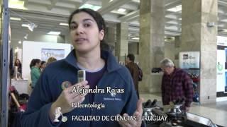 Download Paleontología en la Feria de la Univeridad de Ciencias. Uruguay. LATITUD CIENCIAS 2016 Video