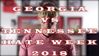 Download GEORGIA VS TENNESSEE HYPE & HATE 2018 Video