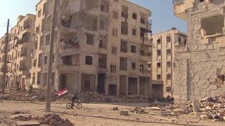 Download Battle remains fierce in Aleppo Video
