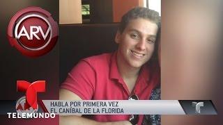Download Habla por primera vez el caníbal de Florida | Al Rojo Vivo | Telemundo Video