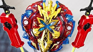 Download Xeno Xcalibur .M.I Starter (B-48) Unboxing & Review! - The Beyblade Burst Series! Video