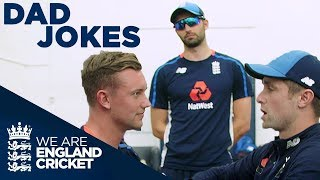 Download Dad Jokes: You Laugh, You Lose - Chris Woakes v Jake Ball Video