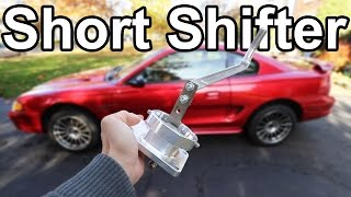 Download How to Install a Short Throw Shifter Video