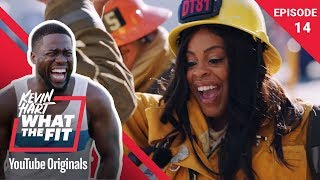 Download Firefighting with Niecy Nash | Kevin Hart: What The Fit Episode 14 | Laugh Out Loud Network Video