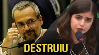 Download Ministro Da Educação DESTRUIU Tábata Amaral Video