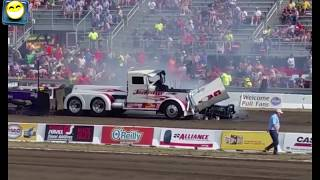 Download World's Top Tractor pulling fails☺ Must watch Video