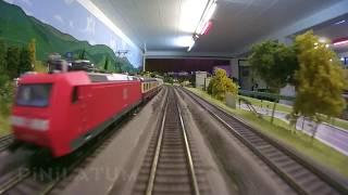 Download Spoorweg Modelbaan Cabinerit Video