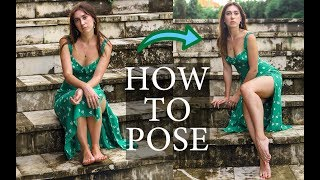 Download HOW TO POSE People Who Are Not Models Video