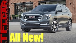 Download 2018 GMC Terrain: Now with New Push Button Transmission & Diesel Engine Option Video