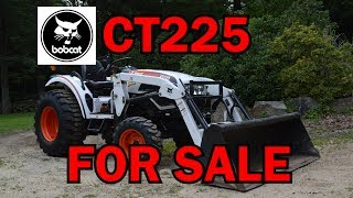 Download Bobcat CT225 Compact Tractor For Sale Video