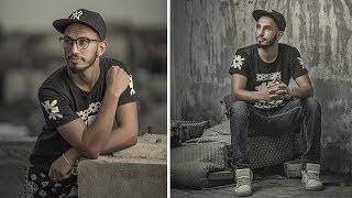 Download Low Saturated Grey Color Grading   Lightroom Photoshop Tutorial Video
