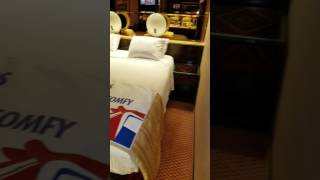 Download Carnival Paradise grand Suite U88 Tampa FL Video