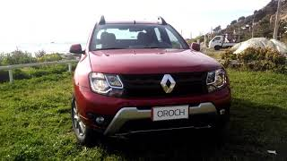 Download RENAULT OROCH 2018 review Video