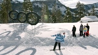 Download Mountain Top Snow Battle | Dude Perfect Video