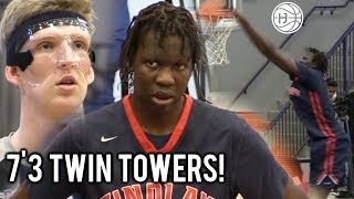 Download DEMI GOD BOL BOL GOES OFF & 7'3 Connor Vanover GOES MASKED MAMBA MODE AT MONTVERDE INVITATIONAL!! Video