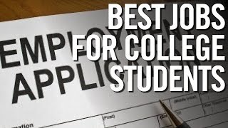 Download BEST JOBS FOR COLLEGE STUDENTS 🎓 Highest Paying Part-Time Jobs Video