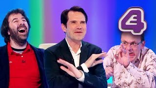 Download Jimmy Carr: ″That's Perhaps The Rudest Thing I've Ever Said!″   Jimmy Best S13   8 Out of 10 Cats Video