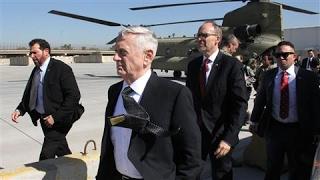 Download Mattis: U.S. Not in Iraq to 'Take Its Oil' Video