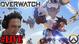 Download Overwatch + War Frame Live Stream! มายิงคนแบบชิลๆ สไตล์คนขี้เกียจนอน ;w;b Video