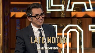 Download LATE MOTIV - Berto Romero. Intermitentes para personas | #LateMotiv566 Video