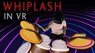 Download Whiplash - Drum Cover in VR (Paradiddle) Video