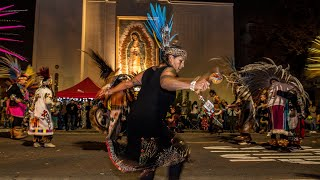 Download Watch these Aztec dancers honor Our Lady of Guadalupe in Sacramento Video