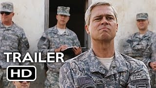 Download War Machine Official Trailer #3 (2017) Brad Pitt Netflix Comedy Movie HD Video