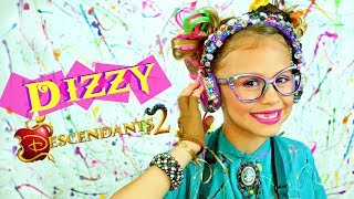 Download Descendants 2 Dizzy Makeup and Costume Video