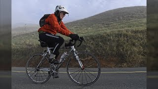 Download 83-year-old Bay Area man makes his 500th ride up Mt. Diablo Video