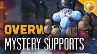 Download MYSTERY SUPPORTS - Overwatch Gameplay (Funny Moments) Video