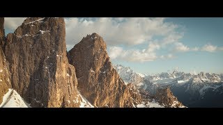 Download DJI Inspire 2 & X5s High Altitude Footage from the Austrian Alps Video