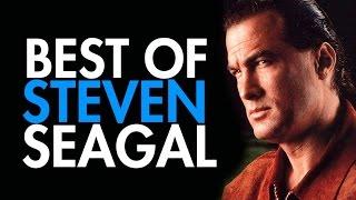 Download Steven Seagal's Best Fight Scenes! Video
