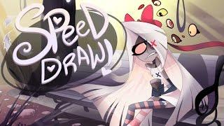 Download SPEED DRAW- Vaggie Motha -Vivziepop Video