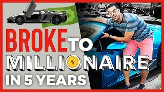 Download BROKE at 27 MILLIONAIRE by 31 (Here's How) Video