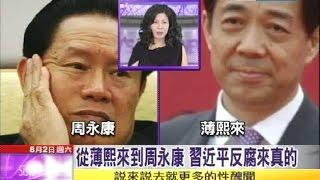 Download 2014.08.02文茜的世界周報/從薄熙來到周永康 習近平反腐來真的 Video