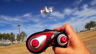 Download Fineco FX-2 Nano Drone Flight Test Review Video
