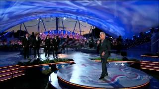 Download Frankie Valli July 4th - Grease, Can't Take My Eyes Off You, Let's Hang On Video