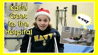 Download A Gymnastics Injury Sends Katie to the Hospital And Ryan Fixes His Injured Train | Flippin' Katie Video
