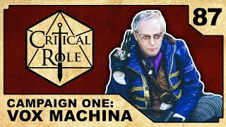 Download Onward to Vesrah   Critical Role RPG Episode 87 Video