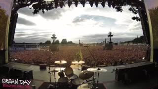 Download LONDON, ENGLAND Green Day Crowd Singing Bohemian Rhapsody - Hyde Park July 1st, 2017 Video