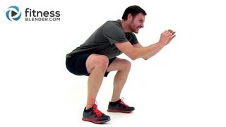 Download Brutal HIIT Ladder Workout - 20 Minute HIIT Workout at Home Video