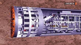 Download Двухпутные тоннели метро начали строить в Москве Video