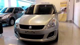Download Suzuki Swift 1 2L Automatic with Touch Screen Monitor Review - Silver Color Video