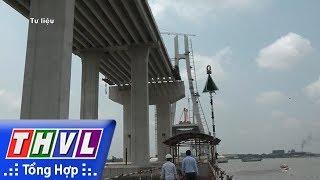 Download THVL | Người đưa tin 24G: Cầu Vàm Cống bắc qua sông Hậu bị nứt dầm thép Video