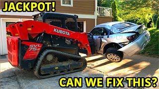 Download Rebuilding A Wrecked Honda S2000 Part 2 Video