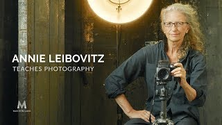 Download Annie Leibovitz Teaches Photography | Official Trailer Video