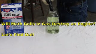 Download Will Mothballs in Gas Destroy an Engine? Let's Find Out! Video