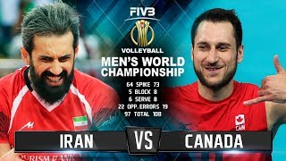 Download Iran vs. Canada | Highlights | Mens World Championship 2018 Video