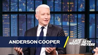 Download Anderson Cooper's Mom Emailed Him in the Middle of a Hurricane for Instagram Advice Video