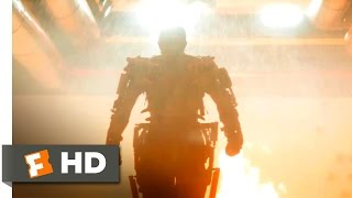 Download Elysium (2013) - I Will Hunt You Down Scene (7/10) | Movieclips Video